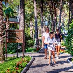 Отель Amara Club Marine Nature - All Inclusive спортивное сооружение
