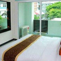Отель The Laurel Suite Apartment Таиланд, Бангкок - отзывы, цены и фото номеров - забронировать отель The Laurel Suite Apartment онлайн балкон