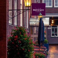 Mercure Hotel Amsterdam Centre Canal District фото 11