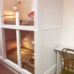 Хостел Привет Кровать в мужском общем номере двухъярусные кровати фото 13