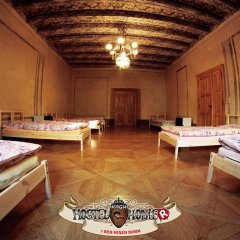 Hostel Homer Прага детские мероприятия