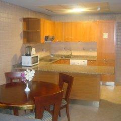 Al Manar Grand Hotel Apartments в номере