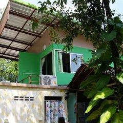 Eden Hostel балкон