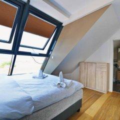 Отель Aurellia Apartments Австрия, Вена - отзывы, цены и фото номеров - забронировать отель Aurellia Apartments онлайн комната для гостей фото 4