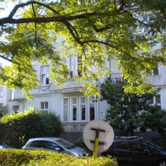 Отель Apartament Aurora Сопот вид на фасад