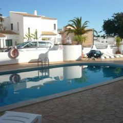 Отель Agua Marinha - Hotel Португалия, Албуфейра - отзывы, цены и фото номеров - забронировать отель Agua Marinha - Hotel онлайн бассейн фото 2