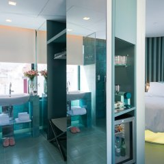 Отель WC by The Beautique Hotels ванная