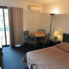 Отель Residhotel Les Coralynes Франция, Канны - 9 отзывов об отеле, цены и фото номеров - забронировать отель Residhotel Les Coralynes онлайн удобства в номере