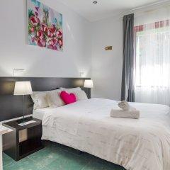 Отель A&Z Javier Cabrini комната для гостей фото 2