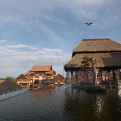 Отель Anantaya Resort and Spa Passikudah бассейн