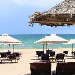 Отель Under the coconut tree пляж фото 2