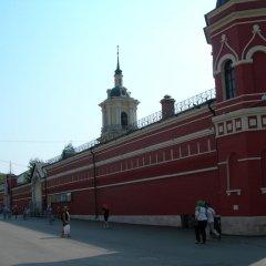 Hostel Proletarian Москва парковка