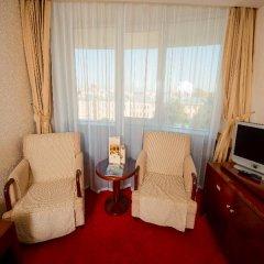 Гостиница Амбассадор 4* Стандартный номер с двуспальной кроватью фото 3