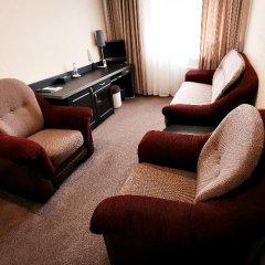 Гостиница Forum Plaza 4* Номер Business class inside view двуспальная кровать фото 2