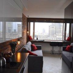 Апартаменты Panda Apartments Bagno- Centrum комната для гостей фото 3