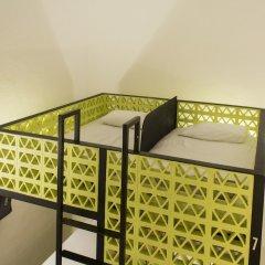 Отель Downtown Beds - Hostel Мексика, Мехико - отзывы, цены и фото номеров - забронировать отель Downtown Beds - Hostel онлайн комната для гостей