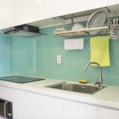 Апартаменты Sunny Serviced Apartment удобства в номере фото 2