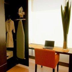 Отель Hausuites Santa Fe Мехико удобства в номере