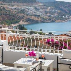 Korsan Apartments Турция, Калкан - отзывы, цены и фото номеров - забронировать отель Korsan Apartments онлайн пляж