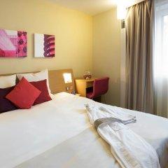 Отель Novotel Manchester Centre 4* Стандартный номер с различными типами кроватей