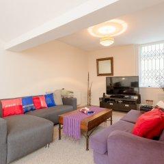 Апартаменты 3 Bedroom Apartment Near Primrose Hill комната для гостей фото 5