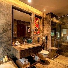 Отель Kenilworth Beach Resort & Spa Индия, Гоа - 1 отзыв об отеле, цены и фото номеров - забронировать отель Kenilworth Beach Resort & Spa онлайн ванная