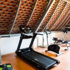 Отель Nipa Resort фитнесс-зал