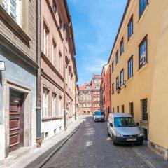 Отель Little Home - Old Town 6 Польша, Варшава - отзывы, цены и фото номеров - забронировать отель Little Home - Old Town 6 онлайн парковка