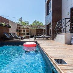 Гостиница Бригит на Ладожской бассейн