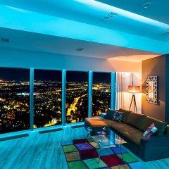 Отель Sky Tower Wroclaw 46th Floor Penthouse Вроцлав детские мероприятия