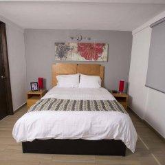 Отель HOMFOR Мехико комната для гостей фото 5