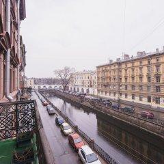 Гостиница Italian rooms Pio on Griboedova 35 балкон