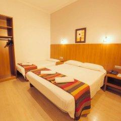 Отель Ciudad Condal Paseo de Gracia Испания, Барселона - отзывы, цены и фото номеров - забронировать отель Ciudad Condal Paseo de Gracia онлайн комната для гостей фото 3