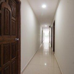OYO 10035 Hotel Calangute Turista Гоа интерьер отеля