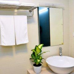 Апартаменты Blue Home Serviced Apartment Hanoi ванная