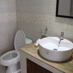 Отель Sundown Resort and Austrian Pension House ванная