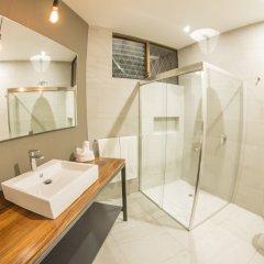 Отель Casa Abadia Мексика, Гвадалахара - отзывы, цены и фото номеров - забронировать отель Casa Abadia онлайн ванная фото 2