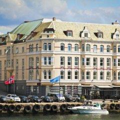 Отель Clarion Collection Hotel Amanda Норвегия, Гаугесунн - отзывы, цены и фото номеров - забронировать отель Clarion Collection Hotel Amanda онлайн приотельная территория фото 2