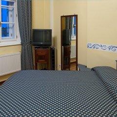 Отель Residence Týnská Чехия, Прага - 6 отзывов об отеле, цены и фото номеров - забронировать отель Residence Týnská онлайн комната для гостей фото 4