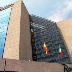 Отель Radisson Paraiso Мехико с домашними животными
