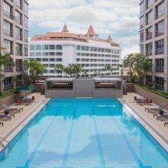 Отель Park Avenue Clemenceau Сингапур, Сингапур - отзывы, цены и фото номеров - забронировать отель Park Avenue Clemenceau онлайн фото 2