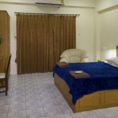 Travellers Rest Hotel комната для гостей