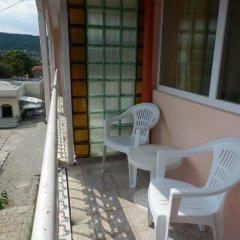 Отель Olimpia Supersnab Hotel Болгария, Балчик - отзывы, цены и фото номеров - забронировать отель Olimpia Supersnab Hotel онлайн балкон