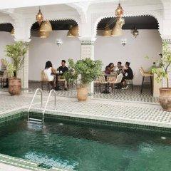 Отель Riad Amssaffah Марокко, Марракеш - отзывы, цены и фото номеров - забронировать отель Riad Amssaffah онлайн бассейн фото 3