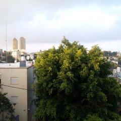 Апартаменты Marom Carmel Center Apartments Хайфа балкон