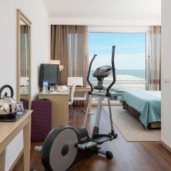 TRYP Lisboa Oriente Hotel фитнесс-зал