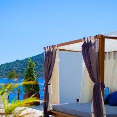 The Doria Hotel Yacht Club Kas Турция, Патара - отзывы, цены и фото номеров - забронировать отель The Doria Hotel Yacht Club Kas онлайн балкон