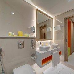 Al Khoory Atrium Hotel ванная
