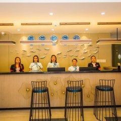 Erus Suites Hotel гостиничный бар