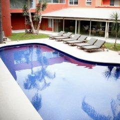 Отель Casa Abadia Мексика, Гвадалахара - отзывы, цены и фото номеров - забронировать отель Casa Abadia онлайн бассейн фото 3